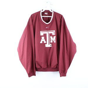 Vintage Nike Travis Scott Texas A&M Jacket